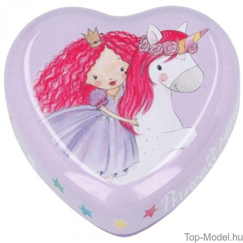 Kép 7/10 - Princess mimi fogtartó dobozka, rózsaszín-lány