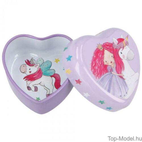 Kép 8/10 - Princess mimi fogtartó dobozka, rózsaszín-lány