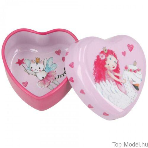Kép 10/10 - Princess mimi fogtartó dobozka, rózsaszín-lány