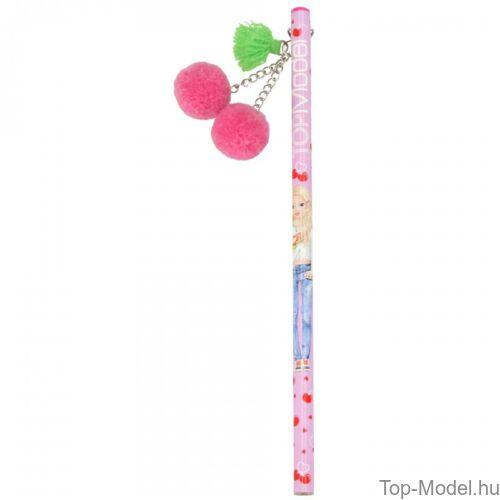 Kép 3/5 - TOPModel ceruza Cherry Bomb, piros
