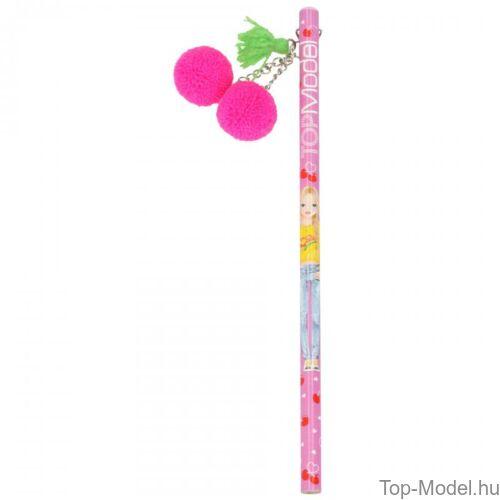 Kép 5/5 - TOPModel ceruza Cherry Bomb, piros