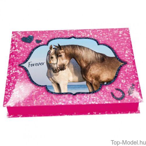 Horses Dreams Írószerdoboz pink