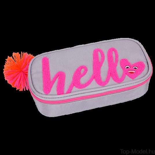 TOPModel hengertolltartó HELLO, lila
