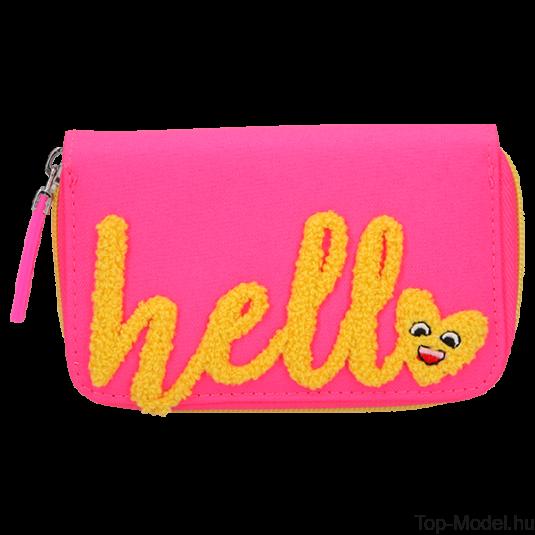 TOPModel pénztárca HELLO, lila