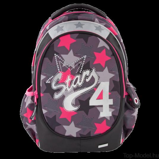 TOPModel iskolai hátizsák STAR