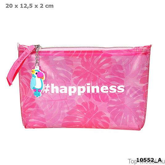 TOPModel kozmetikai táska  TROPICAL pink