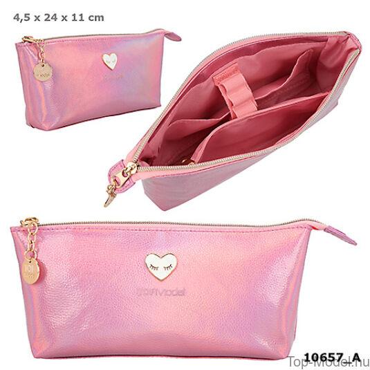 TOPModel hengertolltartó pink glamshine