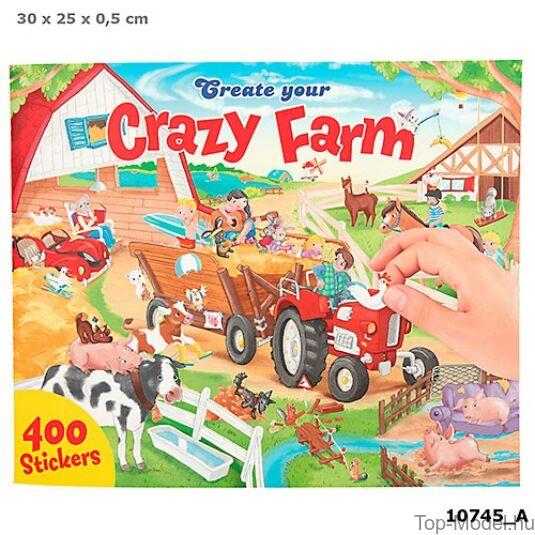 Crazy Farm Matricás Tervező