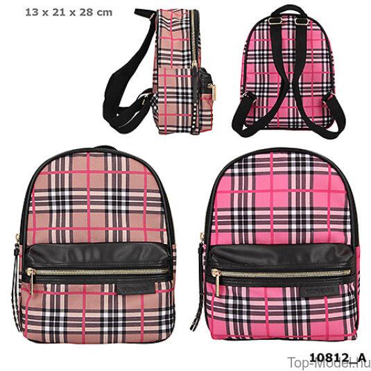 TOPModel hátizsák kicsi, rózsaszín