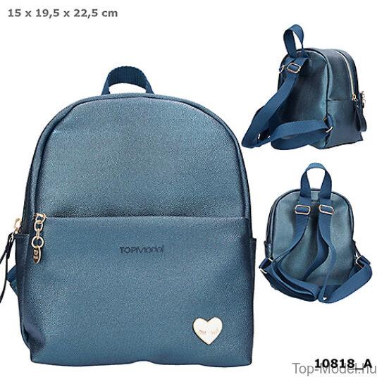 TOPModel hátizsák kicsi BLUE
