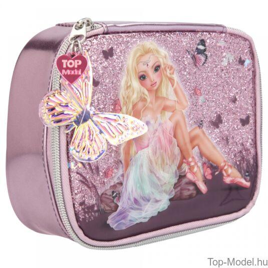 Fantasy Model Kozmetikai táska tükörrel Ballet