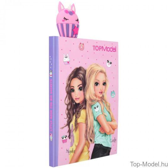 TOPModel Titkos Könyv CANDY CAKE