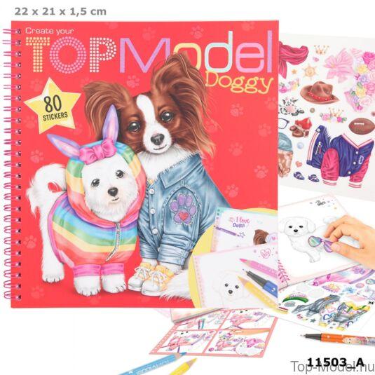 TOPModel Doggy Ruhatervező
