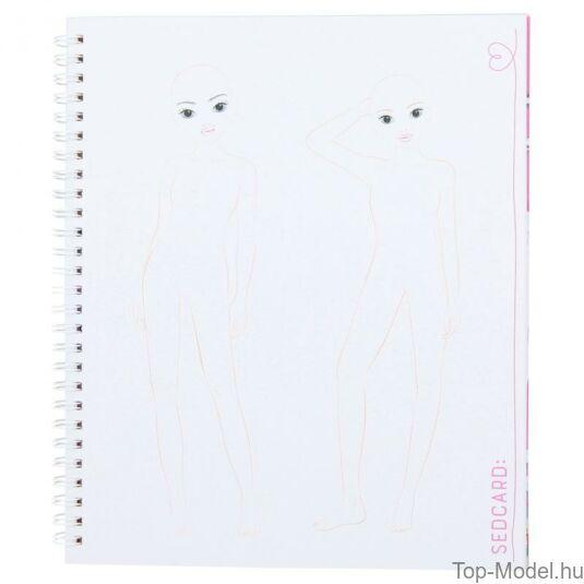 TOPModel Kreatív Ruhatervezőkönyv
