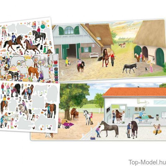 Happy Horses Matricás Tervező