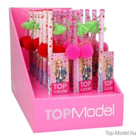 TOPModel ceruza Cherry Bomb, piros