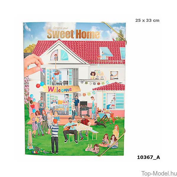 Sweet Home matricás lakásterveő