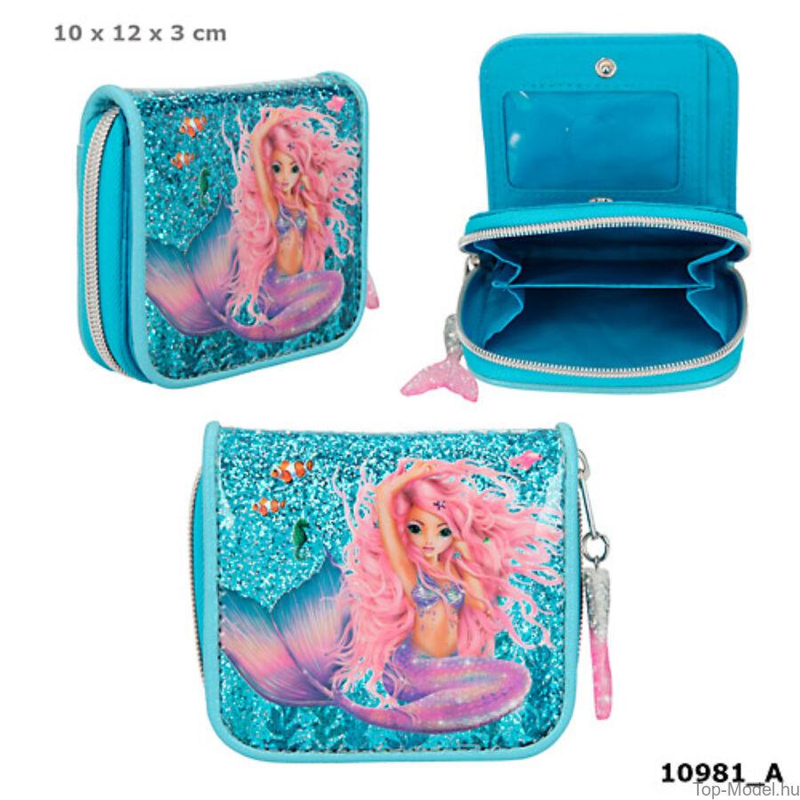 Fantasy Model Pénztárca Mermaid