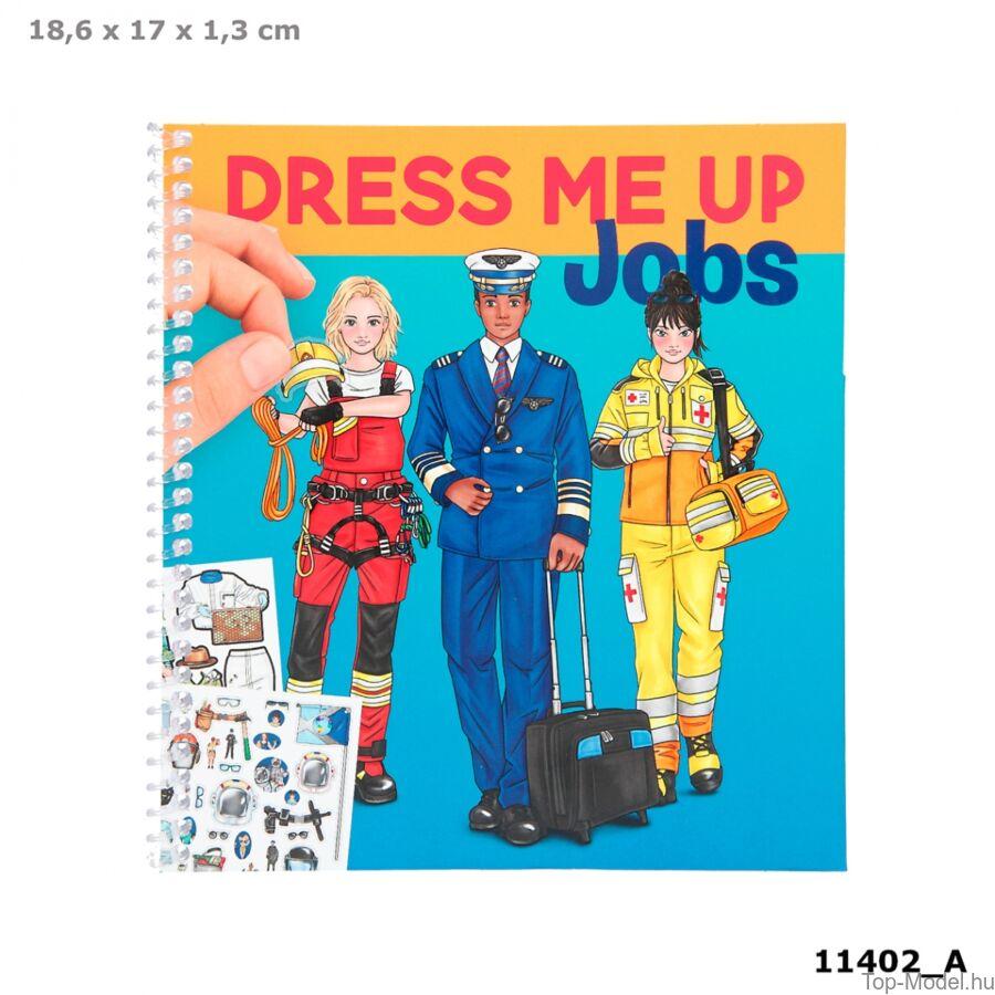 Dress Me Up Jobs