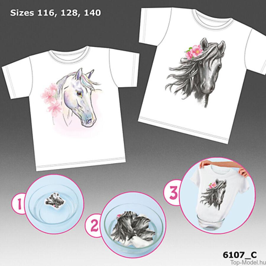 Horses Dreams Magic Póló